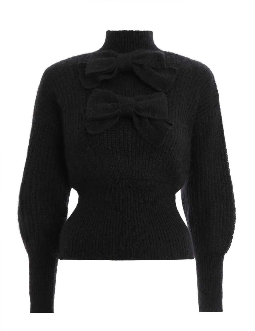 Resistance Batwing Bow Sweater