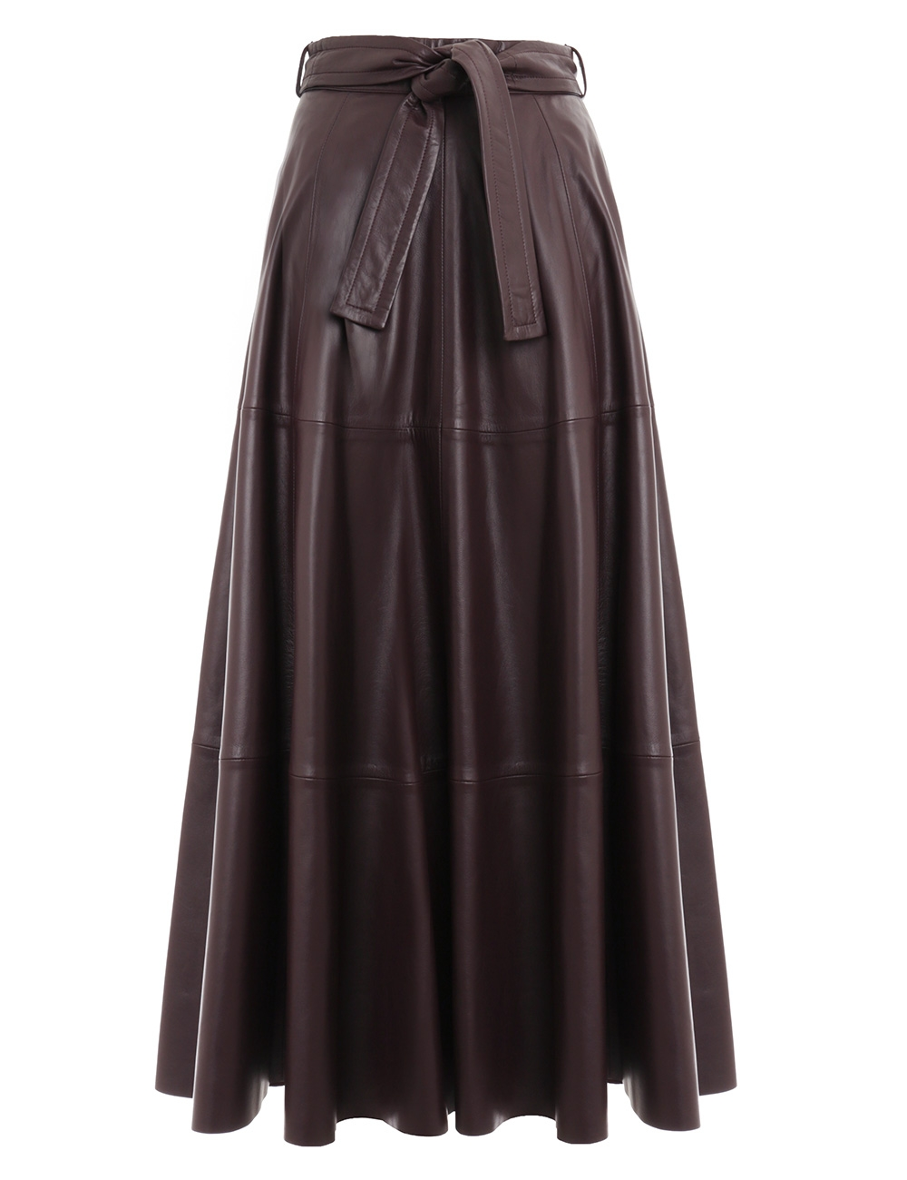 Resistance Leather Skirt