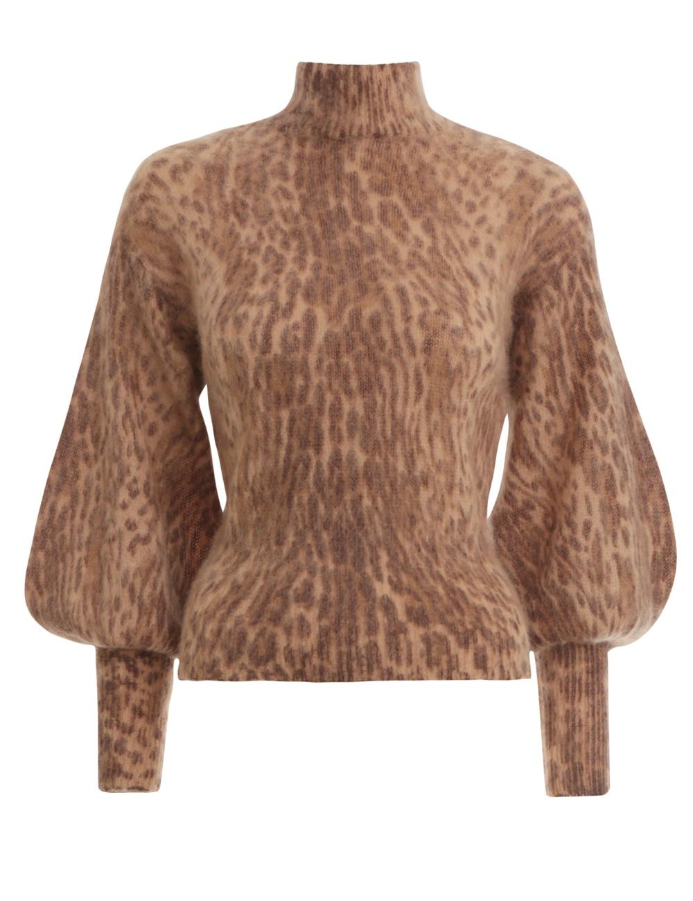Espionage Bell Sweater