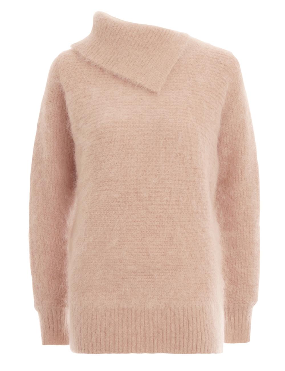 Espionage Roll Collar Sweater