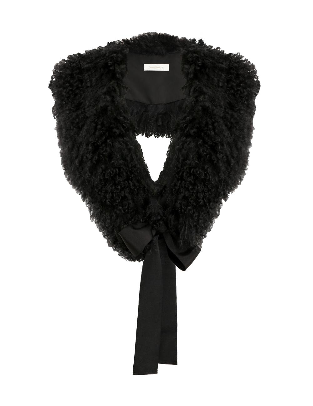 Shearling Collar