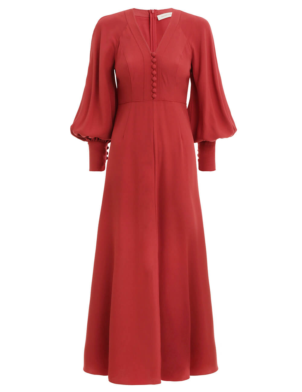 Espionage Billow Sleeve Dress