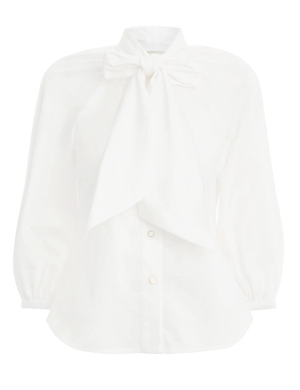 Espionage Bow Shirt