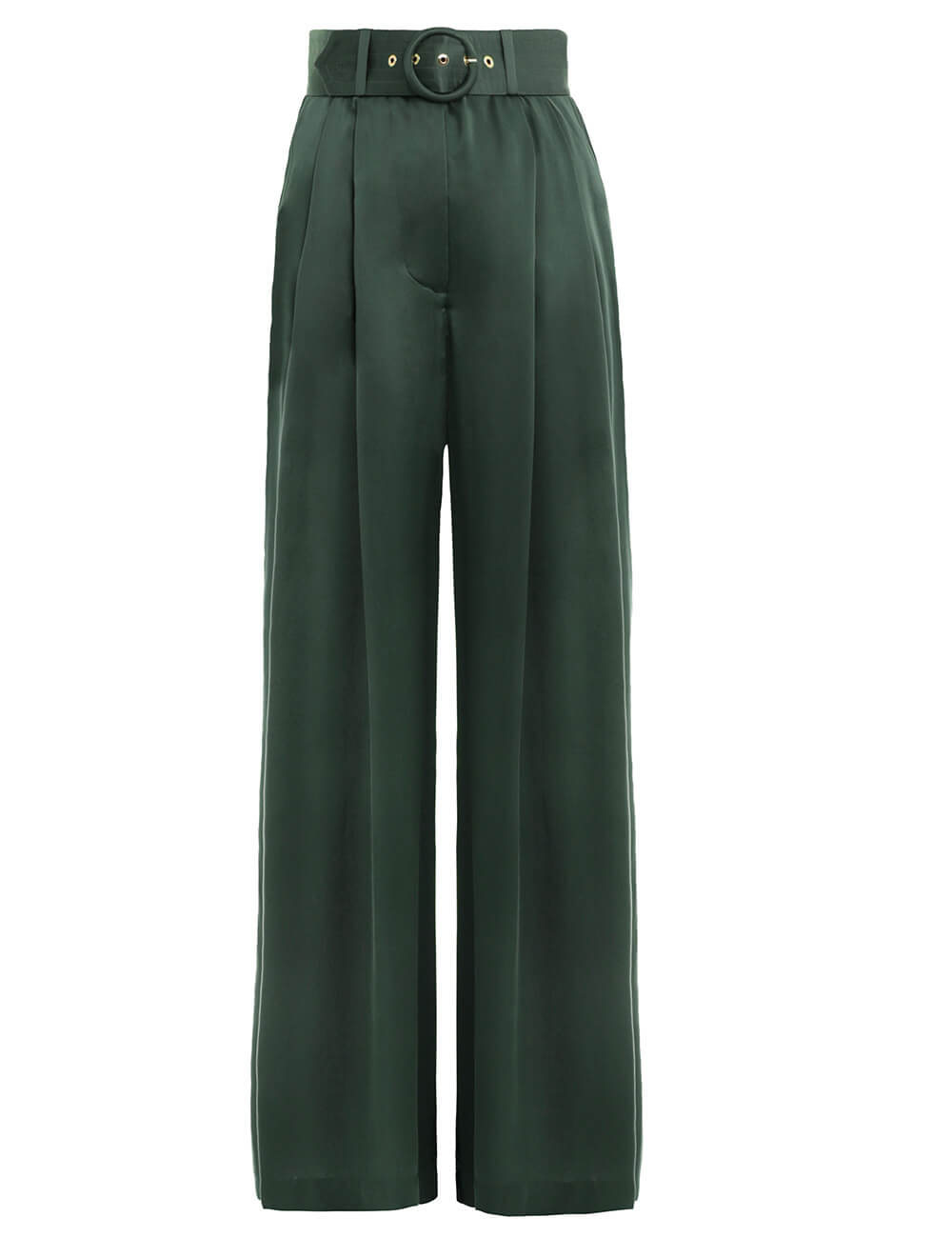 selected material drop shipping limited price Espionage Silk Tuck Pant