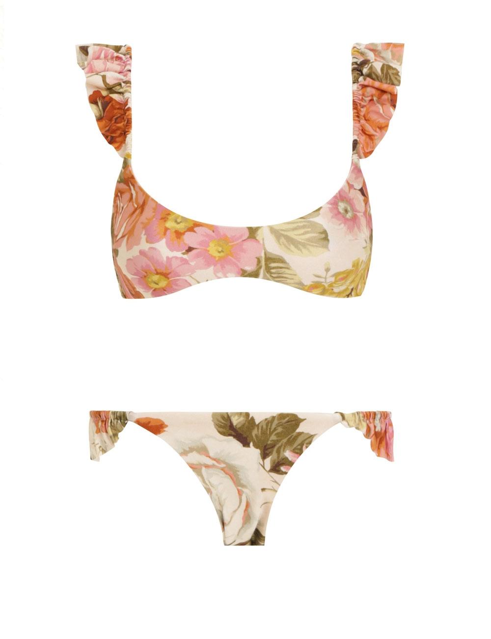 Bonita Frill Shoulder Bikini