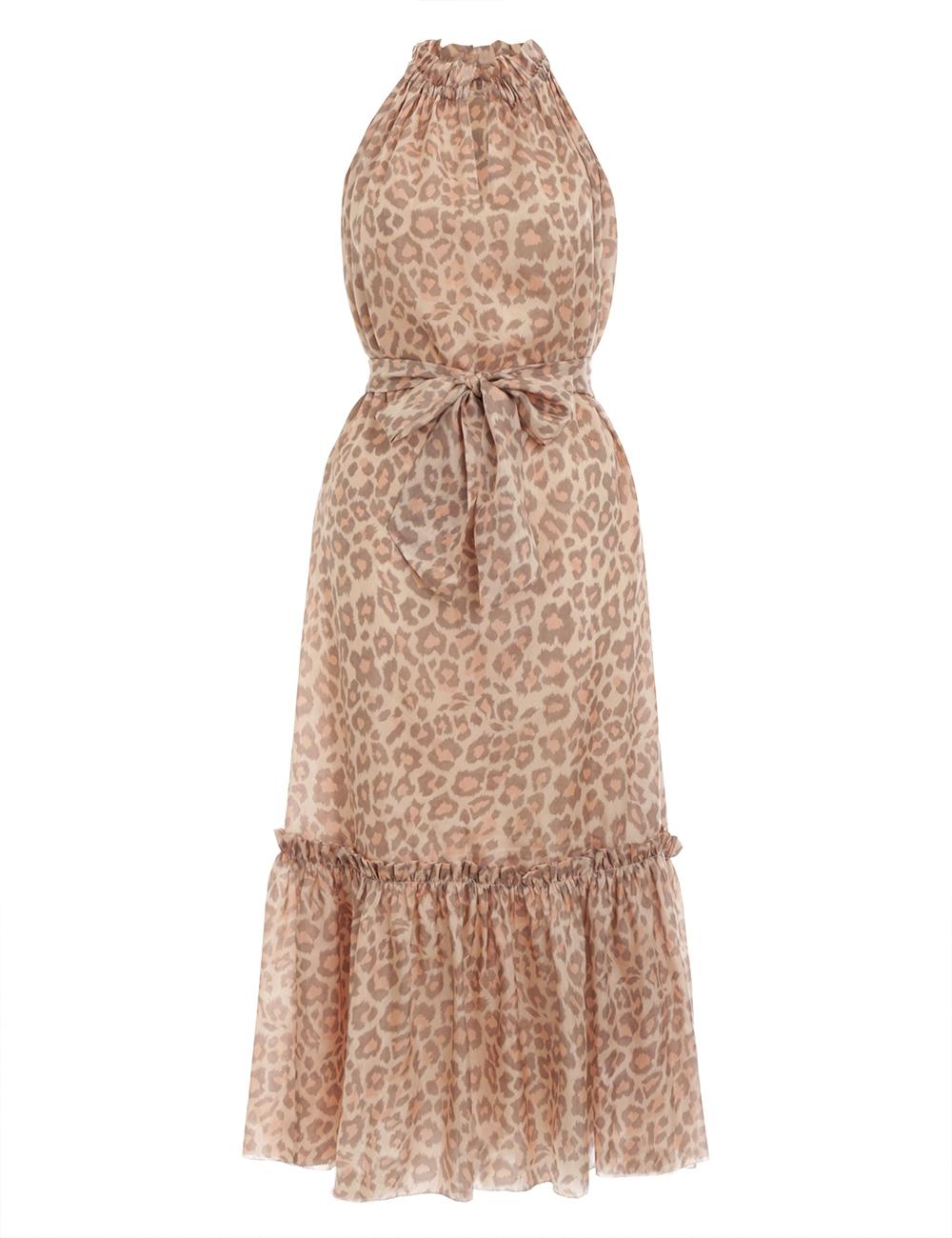 Kirra Tie Shoulder Maxi Dress