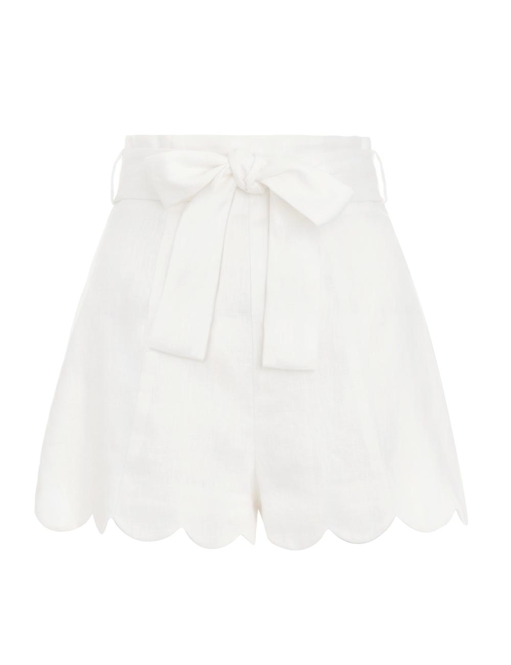 Zinnia High Waisted Shorts