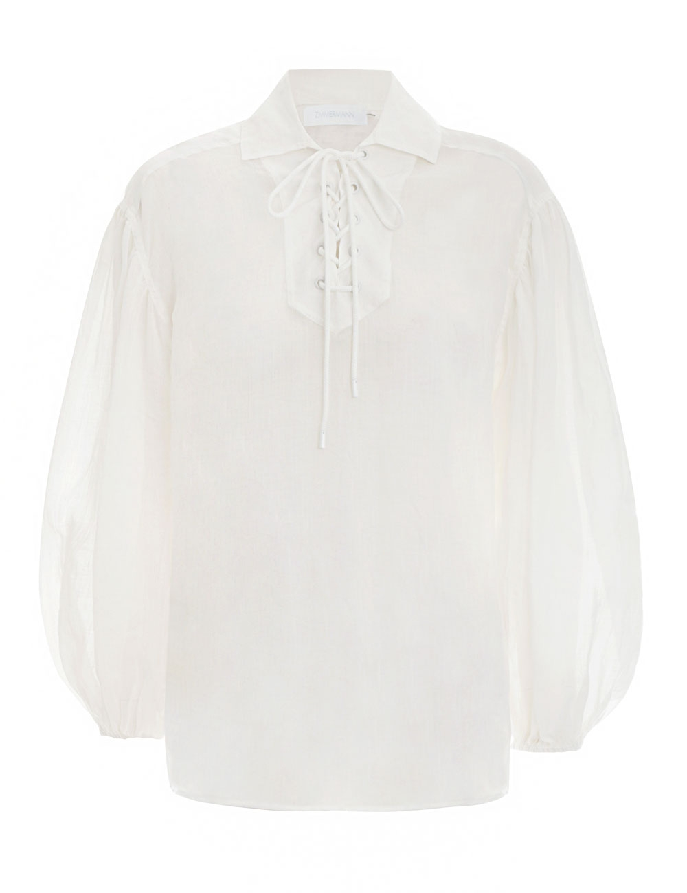 Bonita Lace Up Shirt