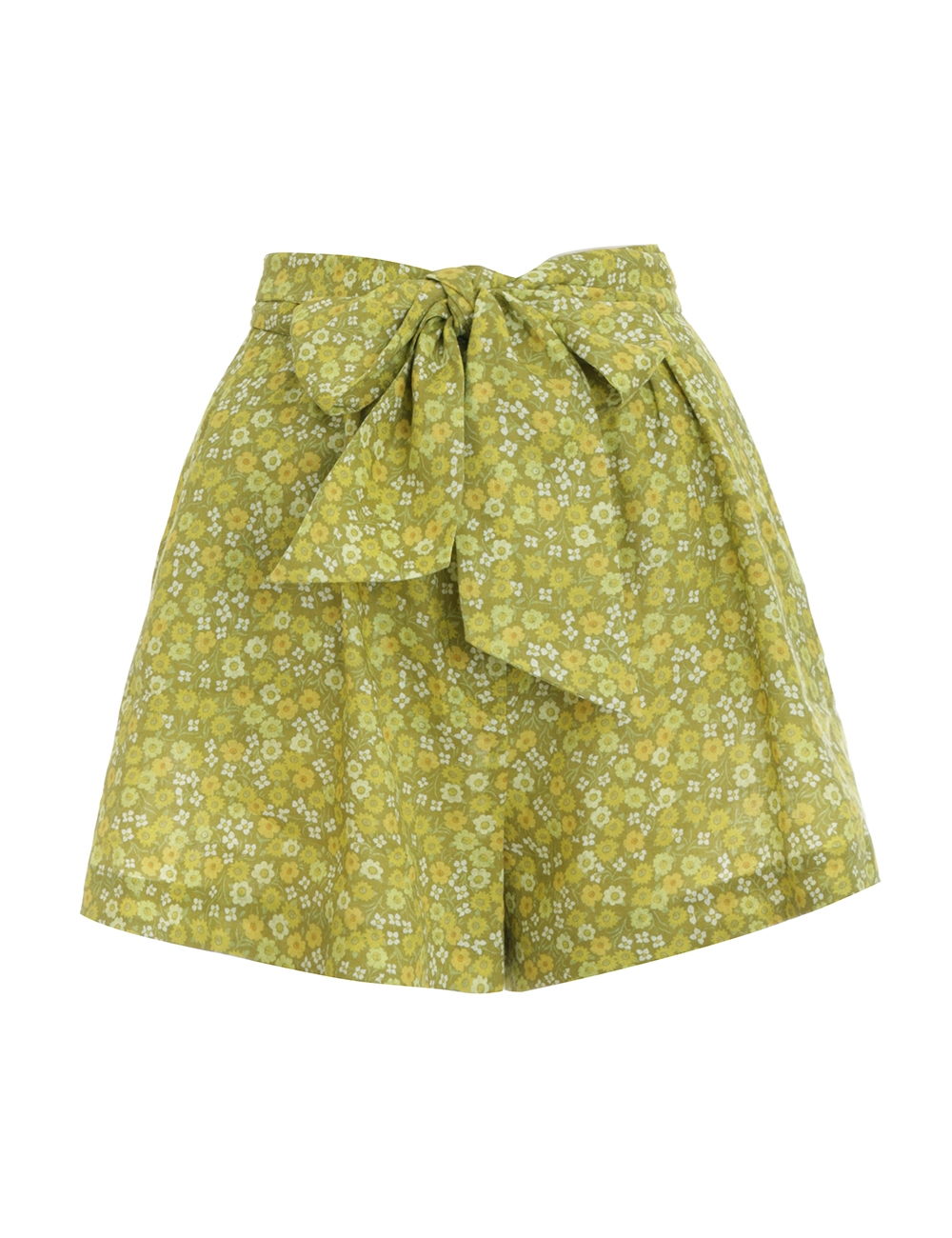 Peggy Ditsy Floral Shorts