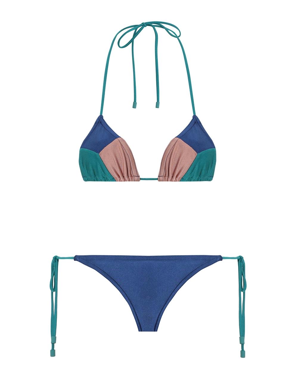 Freja Spliced Tri Bikini
