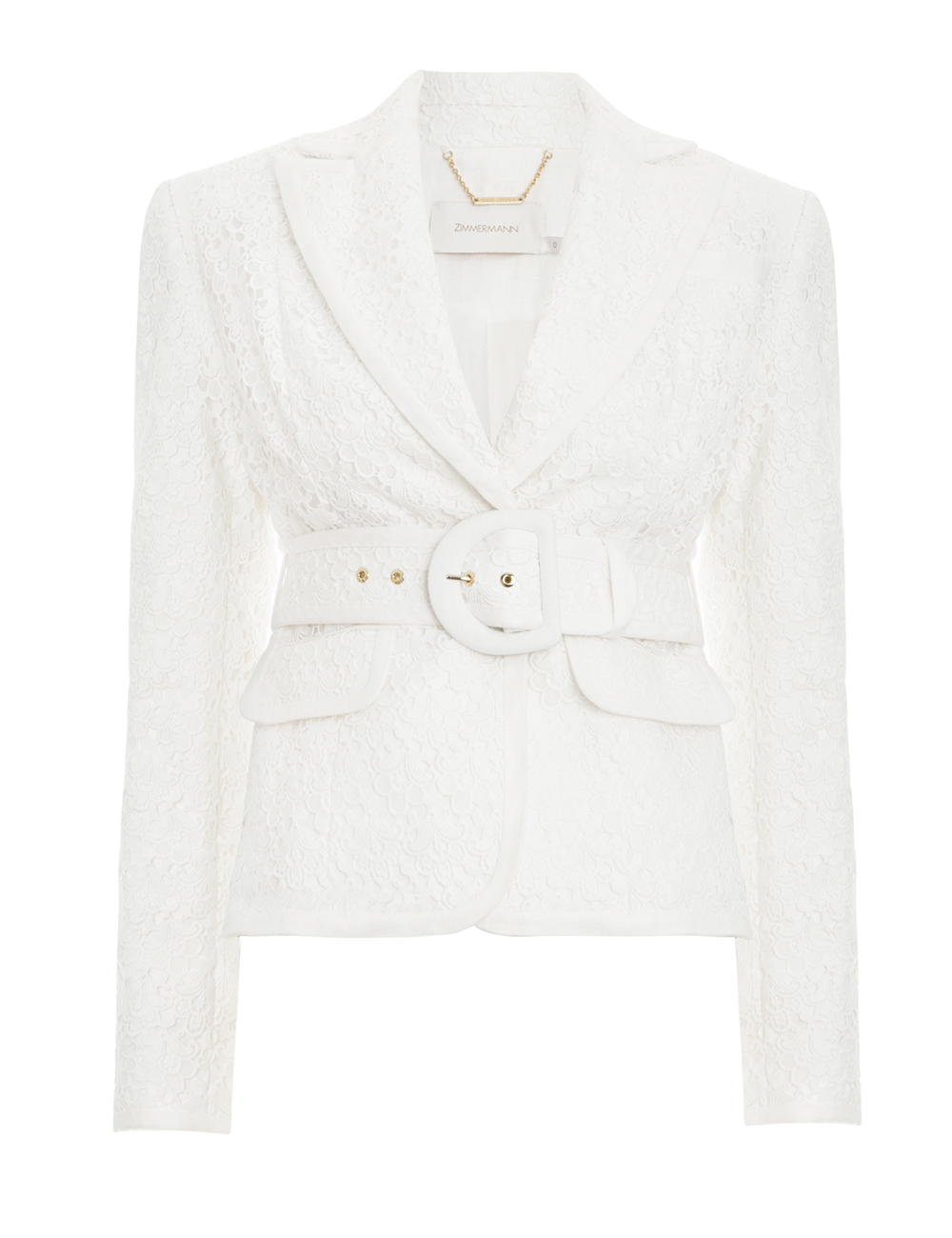 Super Eight Lace Jacket