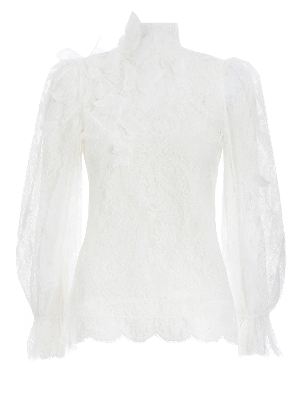 Super Eight Butterfly Blouse