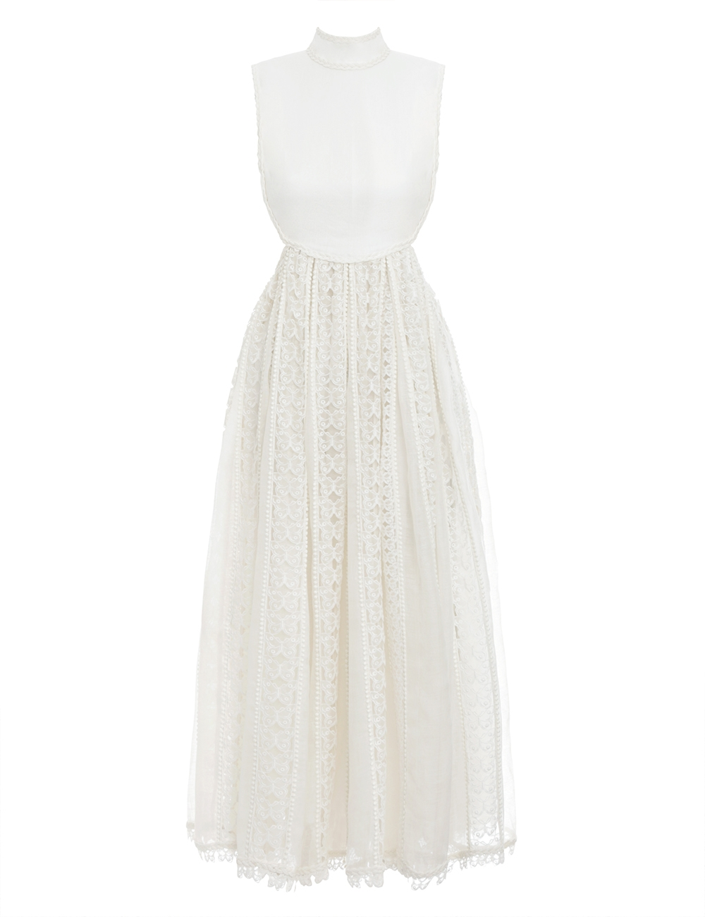 Super Eight Butterfly Gown