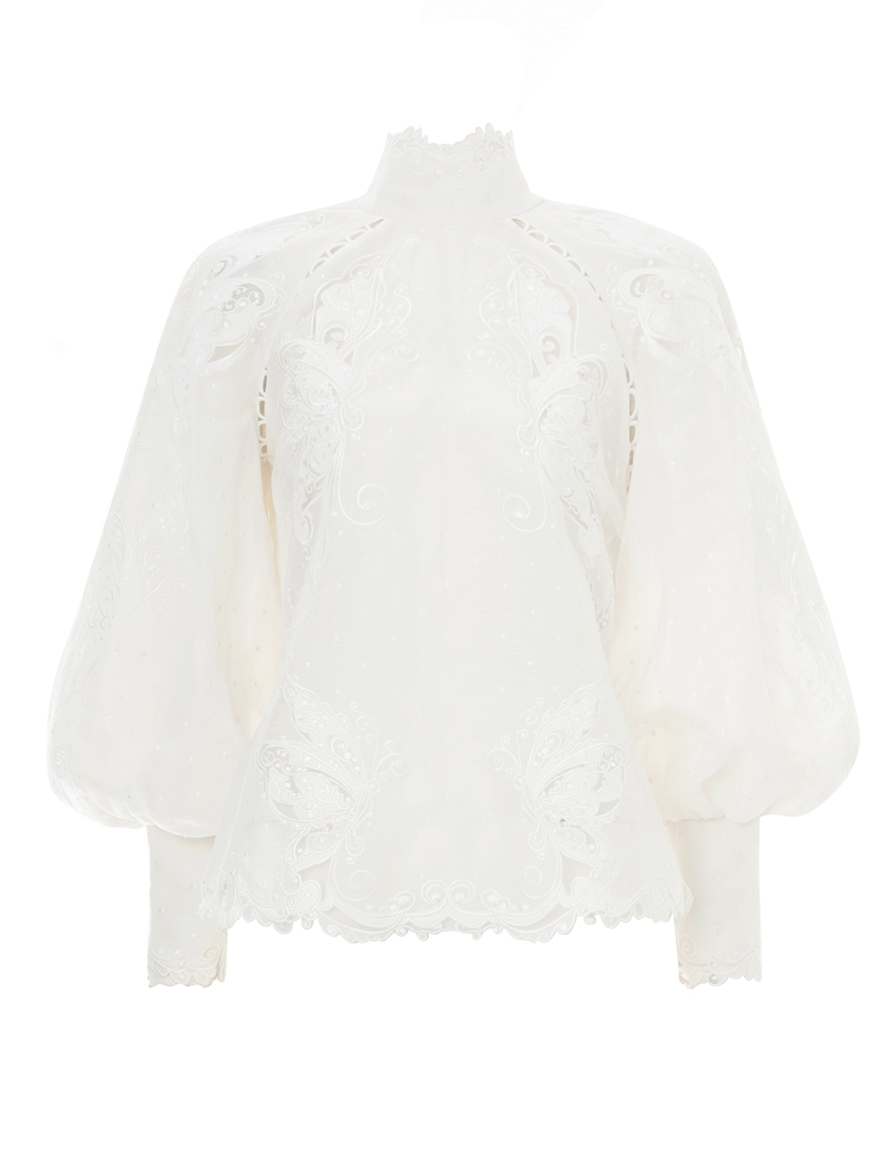 Super Eight Embroidered Shirt