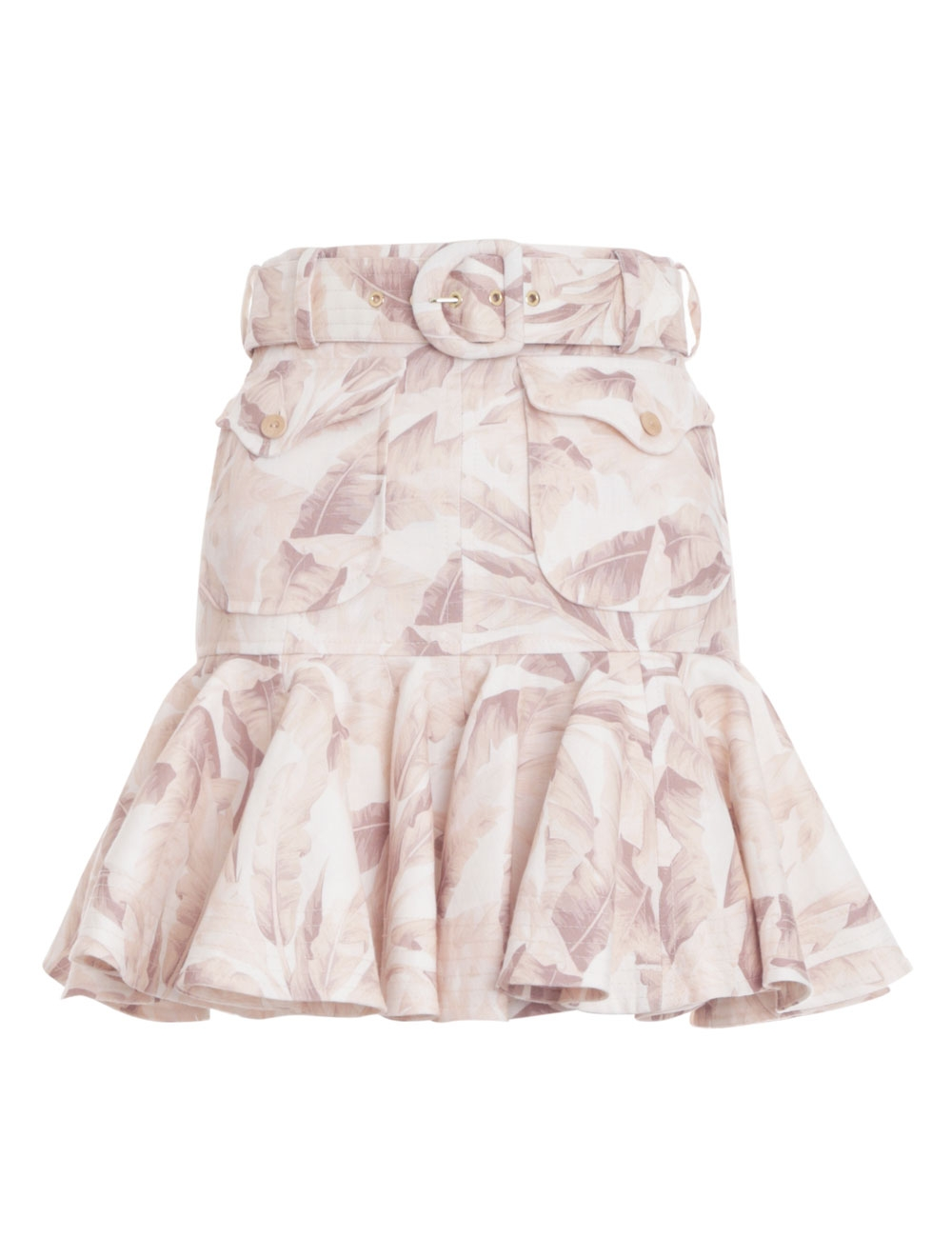 Super Eight Safari Skirt