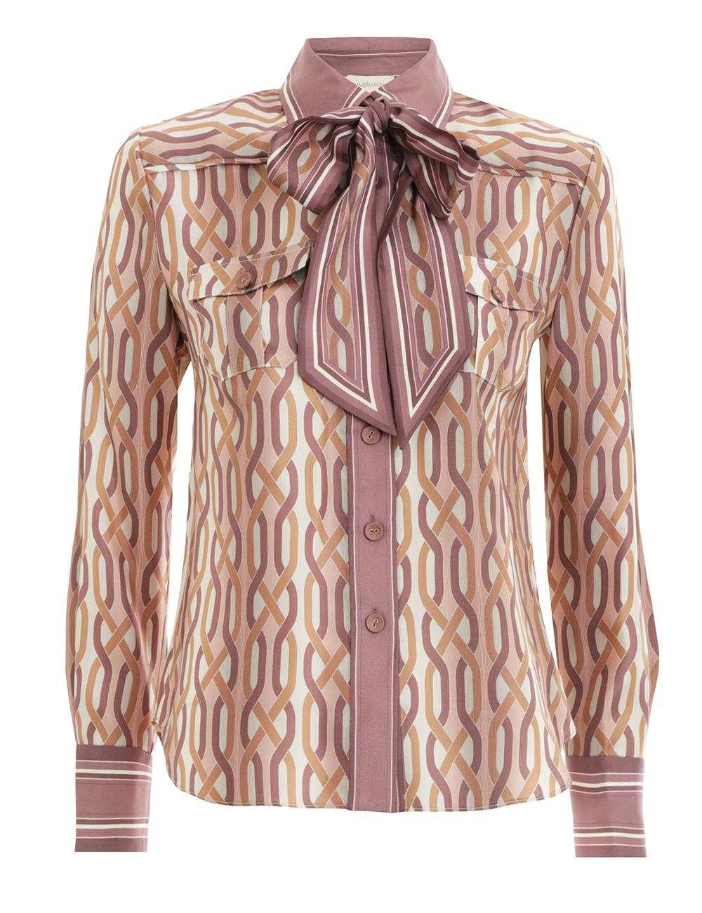 Super Eight Tie Shirt