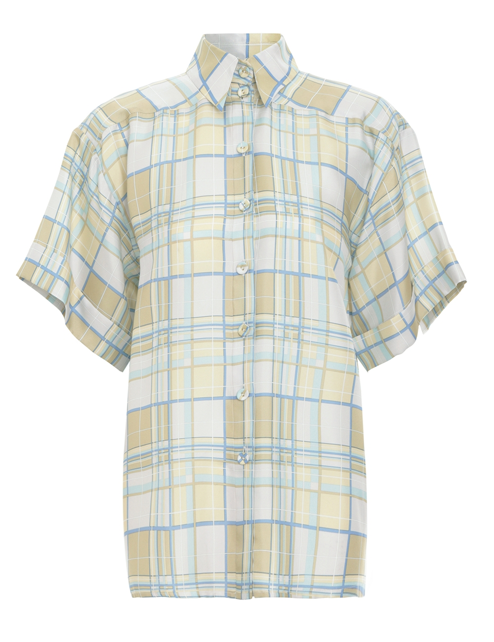 Super Eight Pyjama Style Shirt