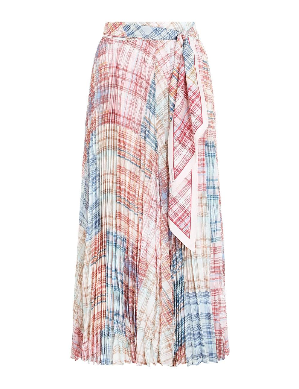 Charm Sunray Skirt