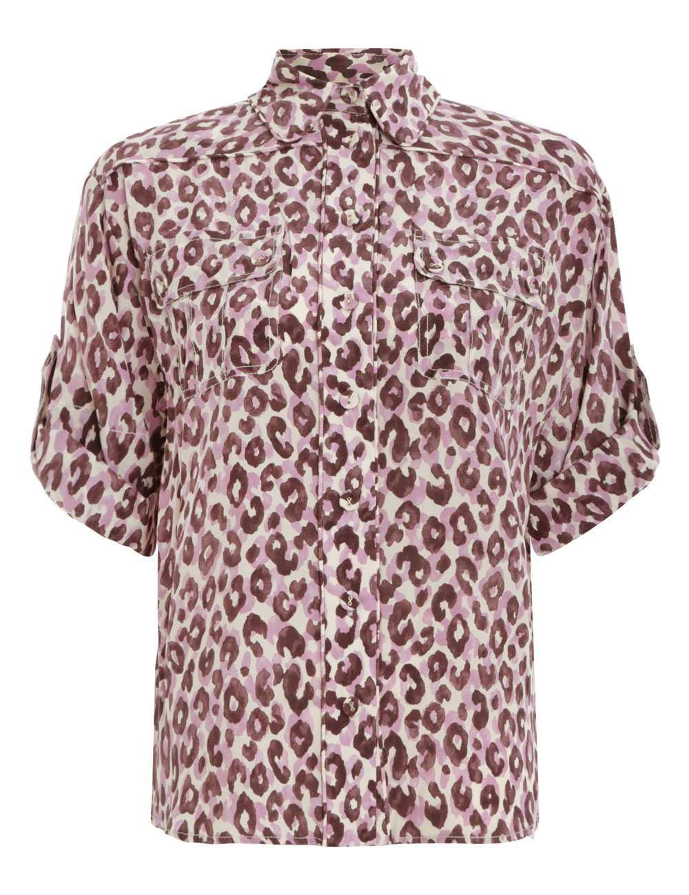 Silk Safari Shirt