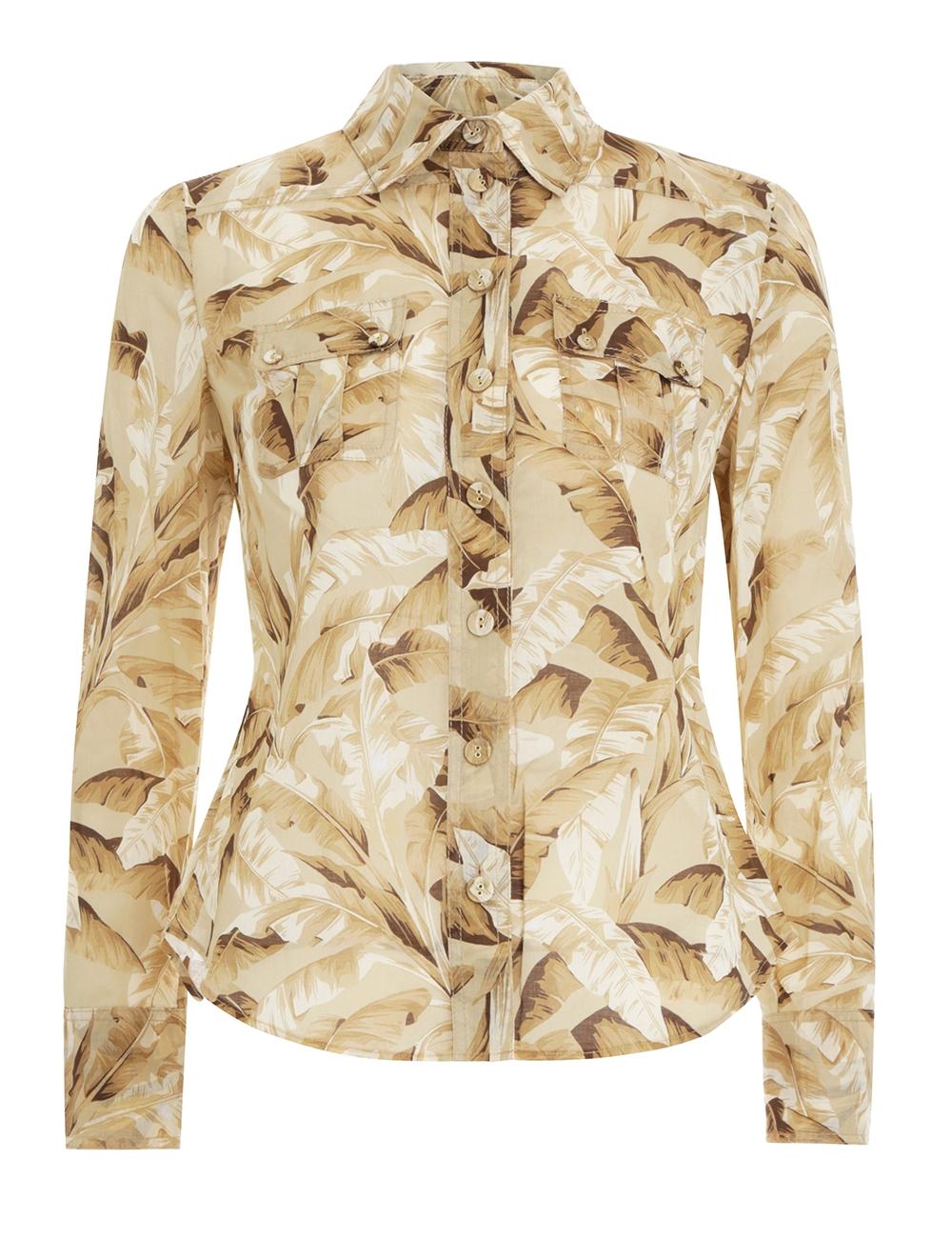 Super Eight Safari Shirt