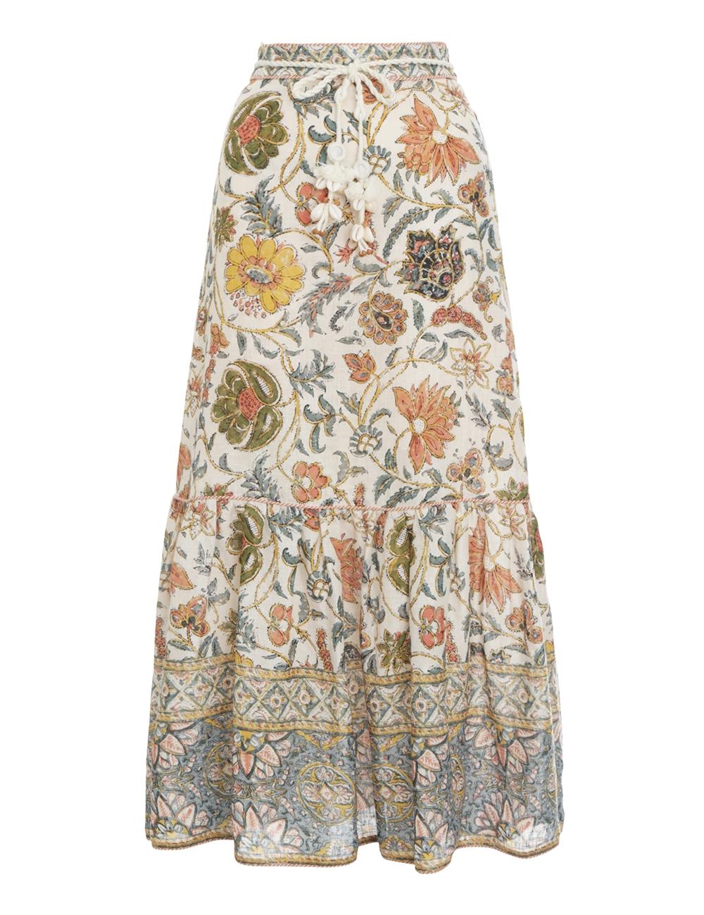 Edie Long Skirt