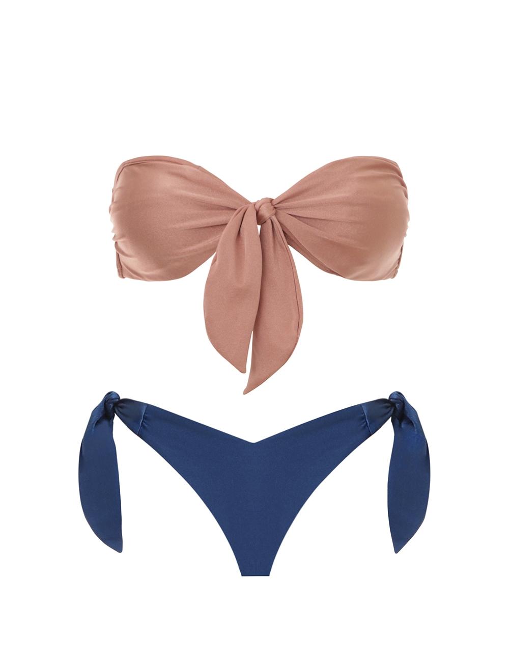 Freja Scarf Tie Bikini