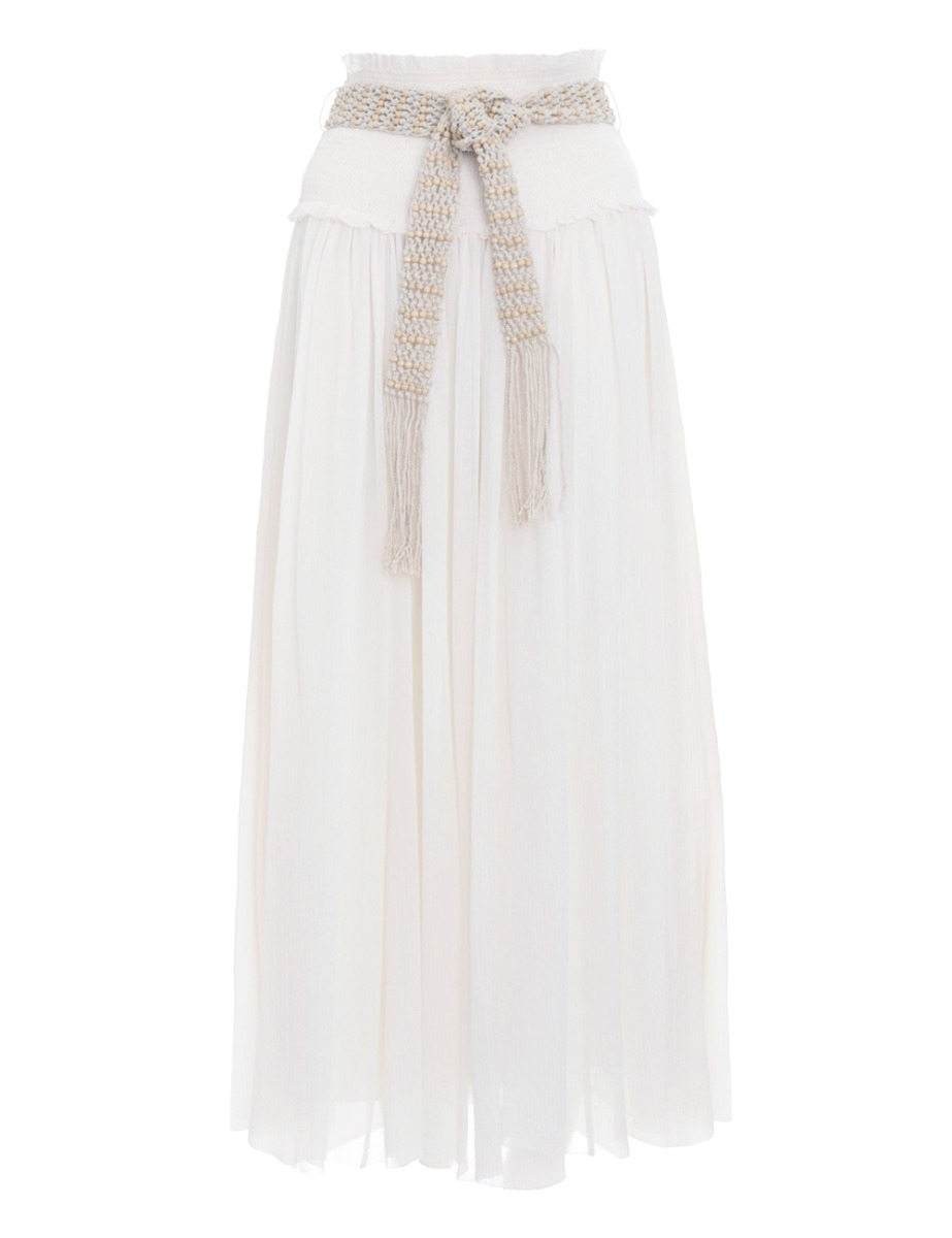 Freja Crinkle Skirt