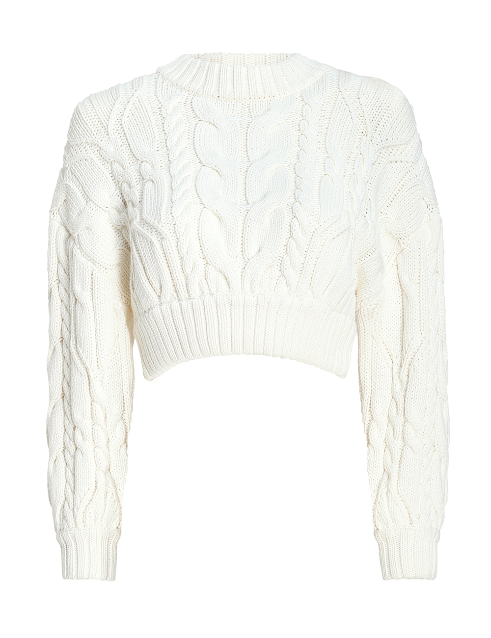 Wavelength Cable Sweater