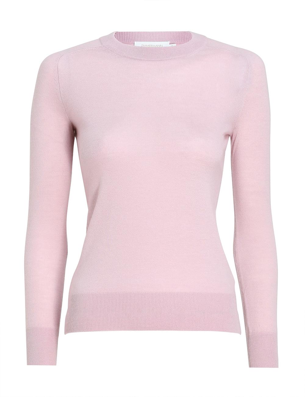Saddle Shoulder Sweater