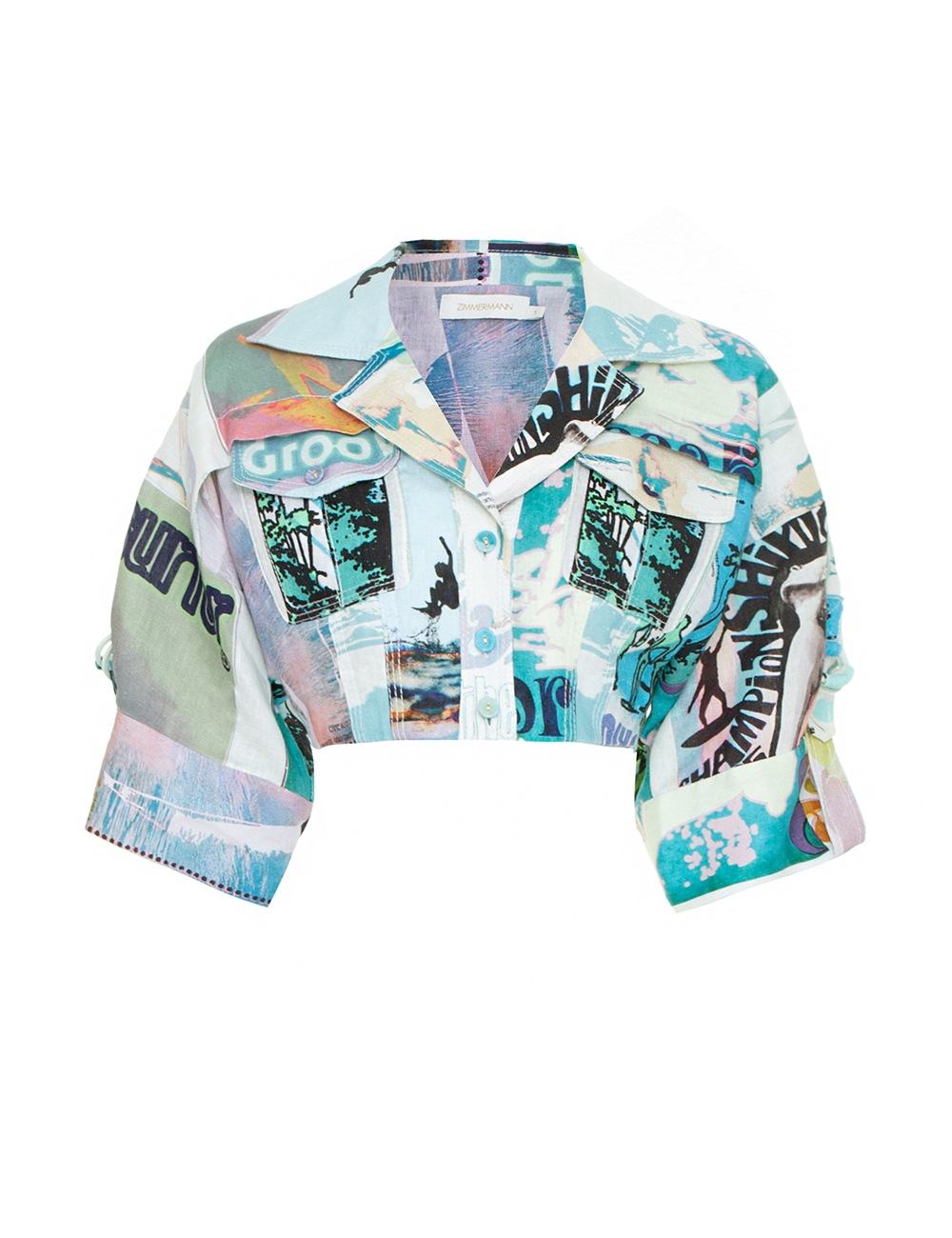 Glassy Safari Shirt