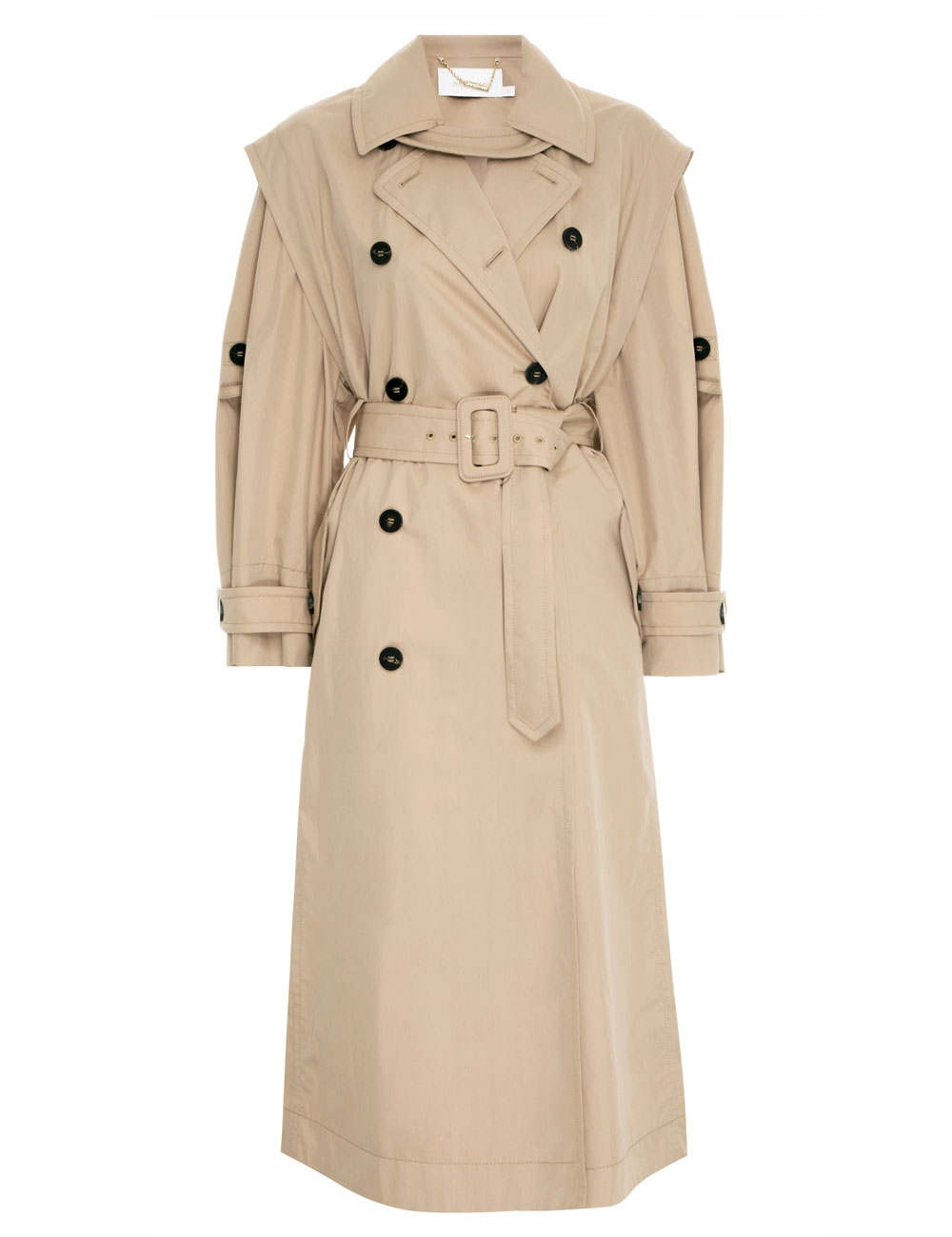 Ladybeetle Trench Coat