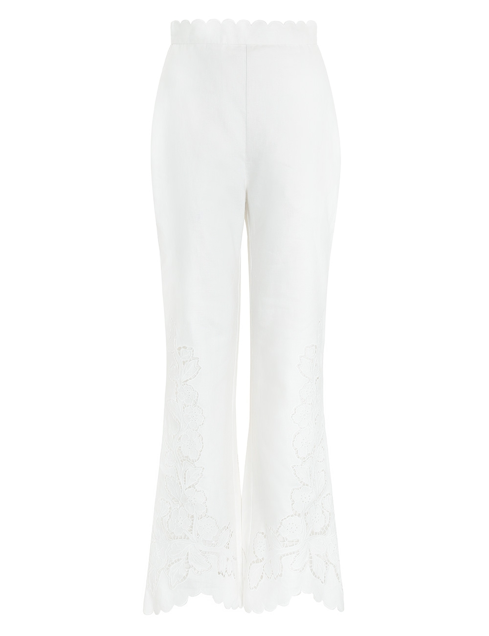 Carnaby Scallop Pants