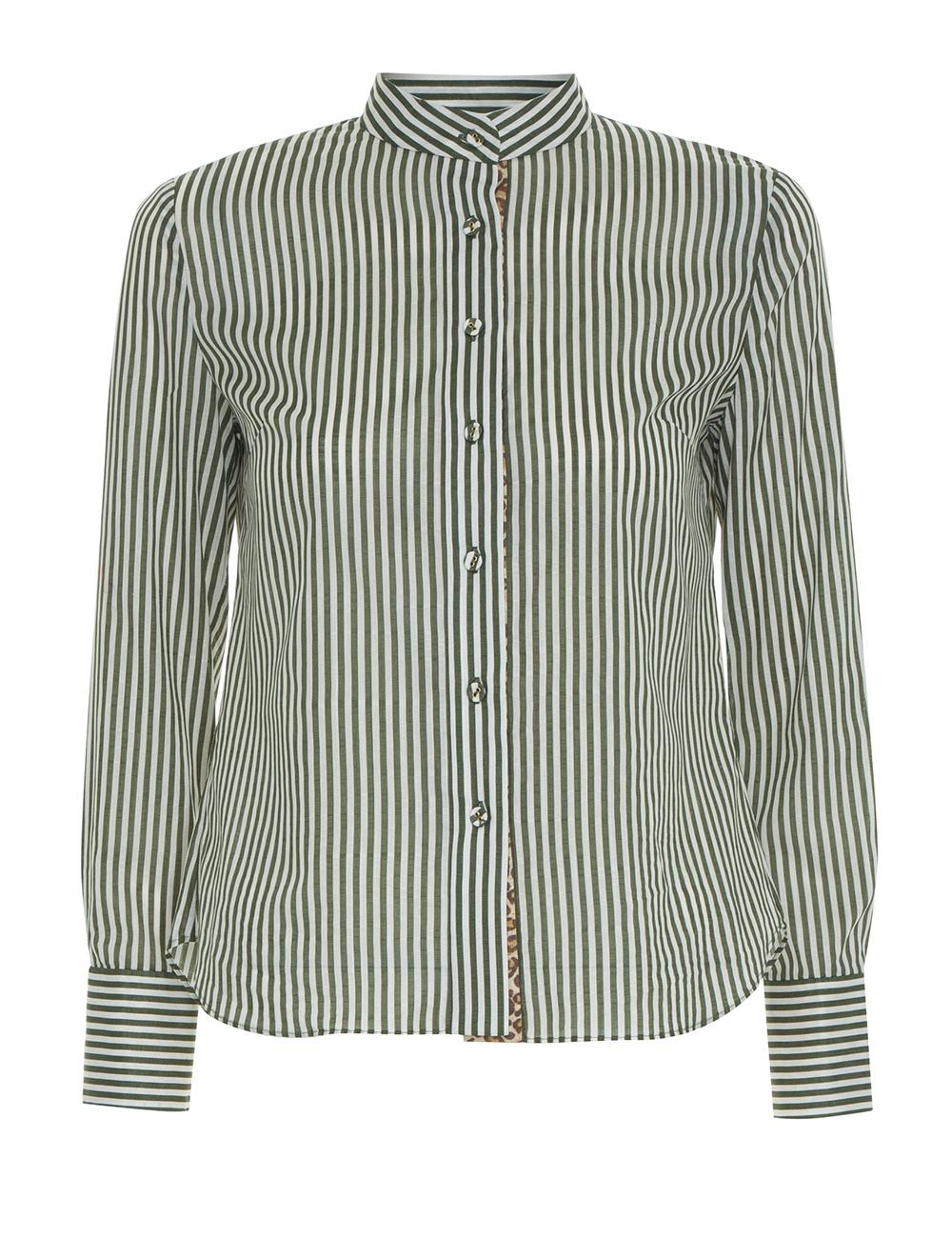 Empire Stripe Shirt