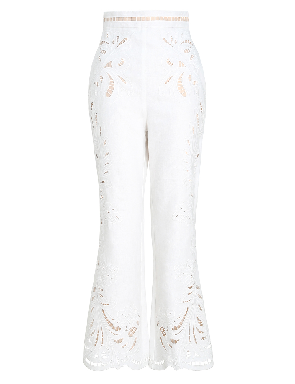 Wavelength Embroidered Pant