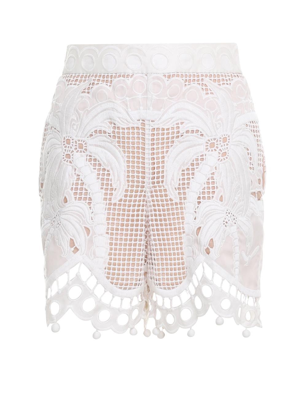 Brightside Palm Shorts