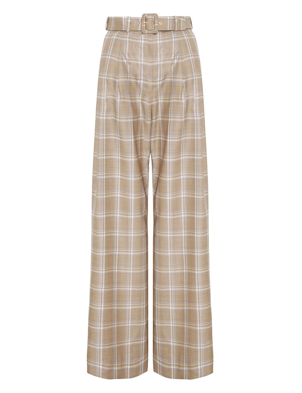 Glassy Wide Leg Pant