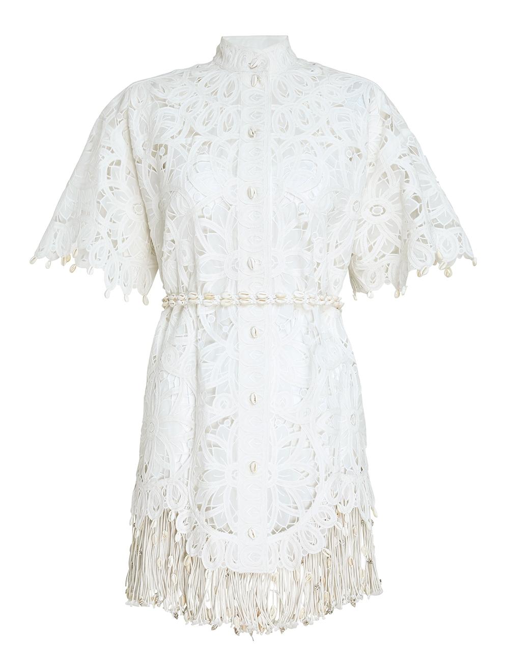 Wavelength Shirt Dress