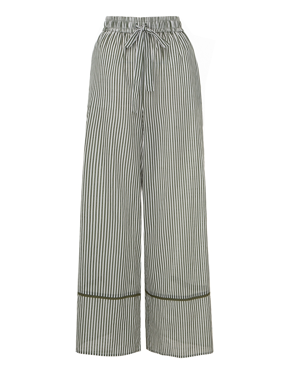 Empire Stripe Pant