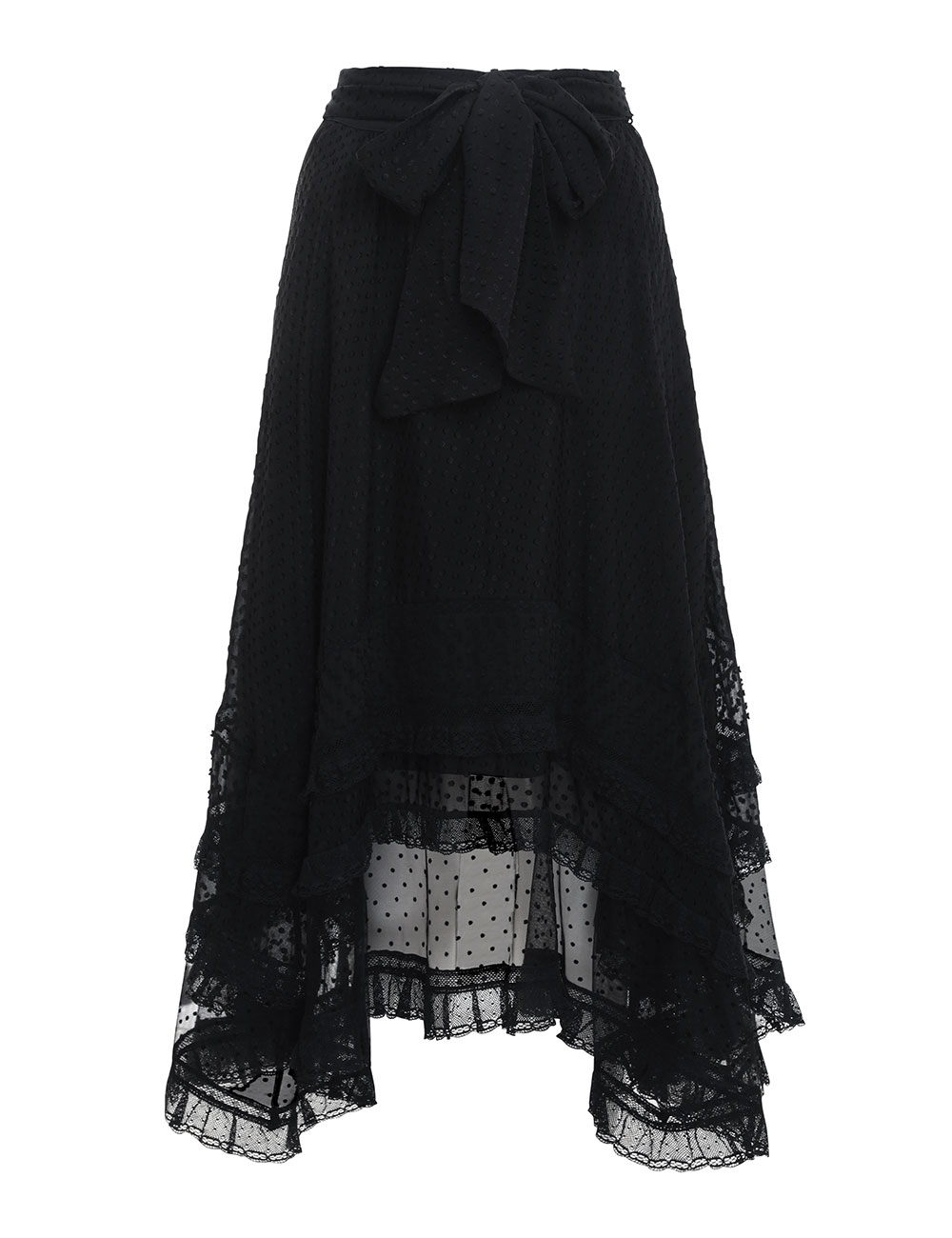 Brightside Textured Skirt