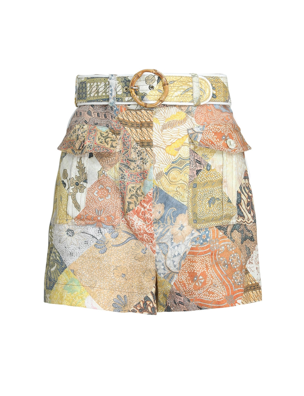 Brightside Piped Shorts