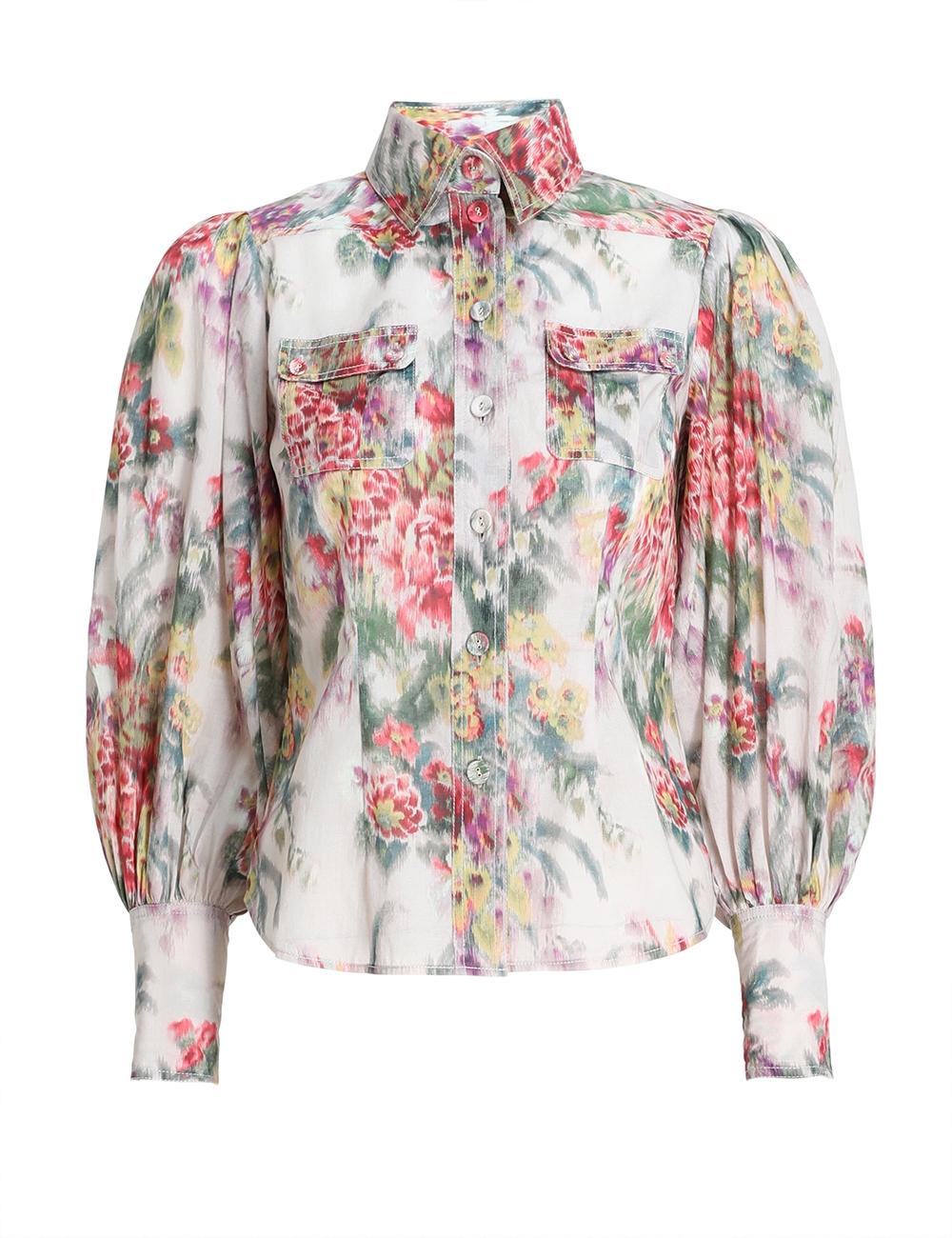 Wavelength Billow Sleeve Shirt