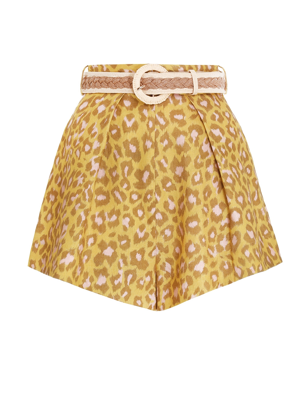 Carnaby Leopard Short