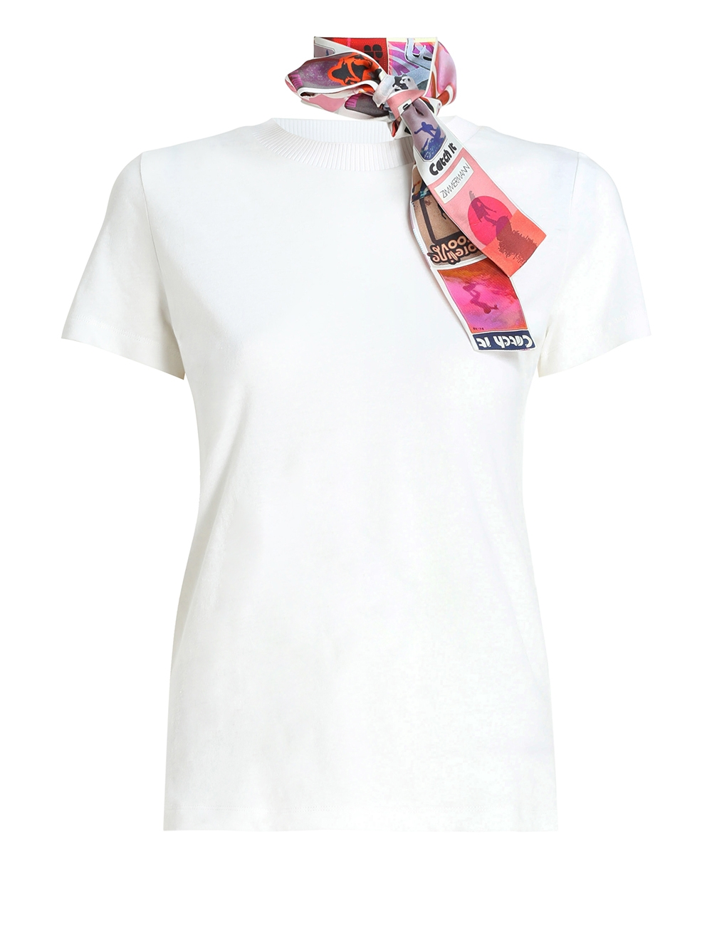 Wavelength Scarf Tee