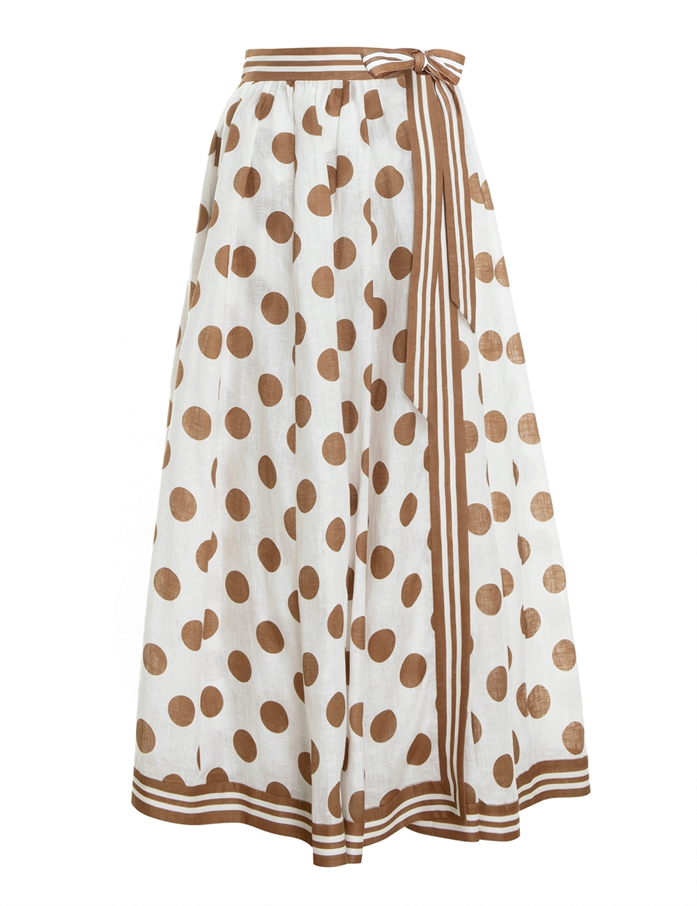 Empire Wrap Skirt