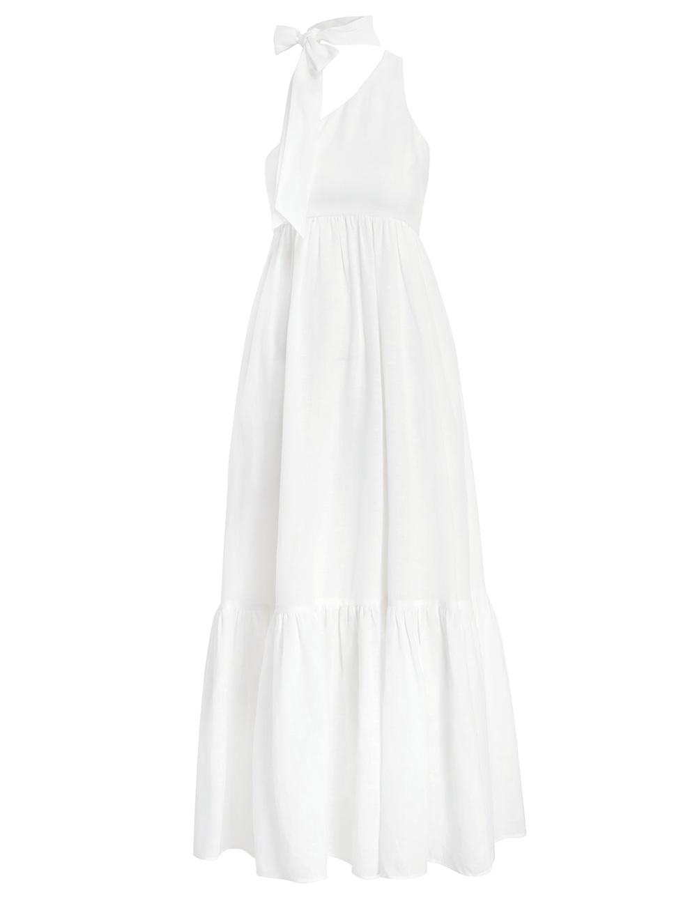 Juliette Tie Neck Dress