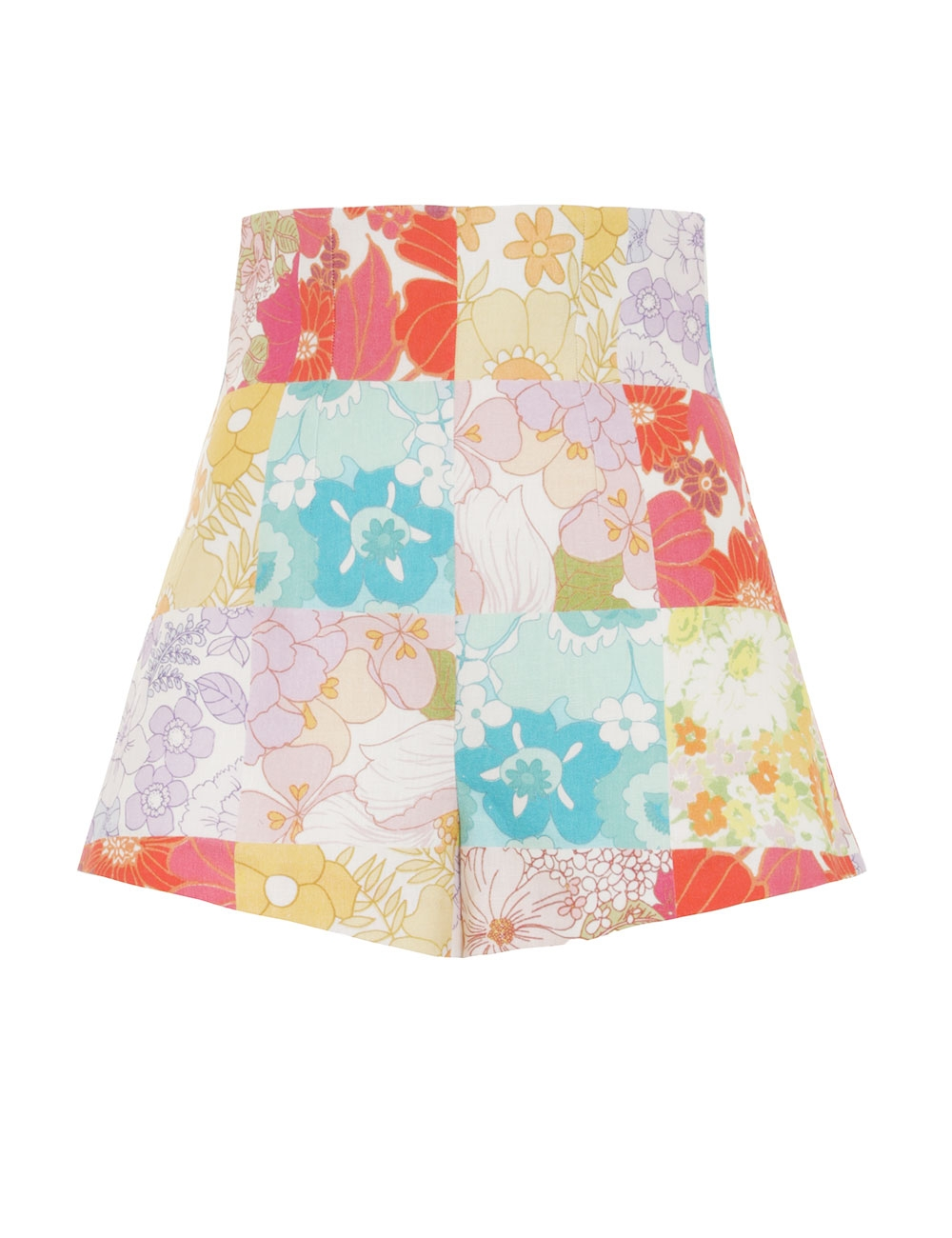 Bells High Waist Short