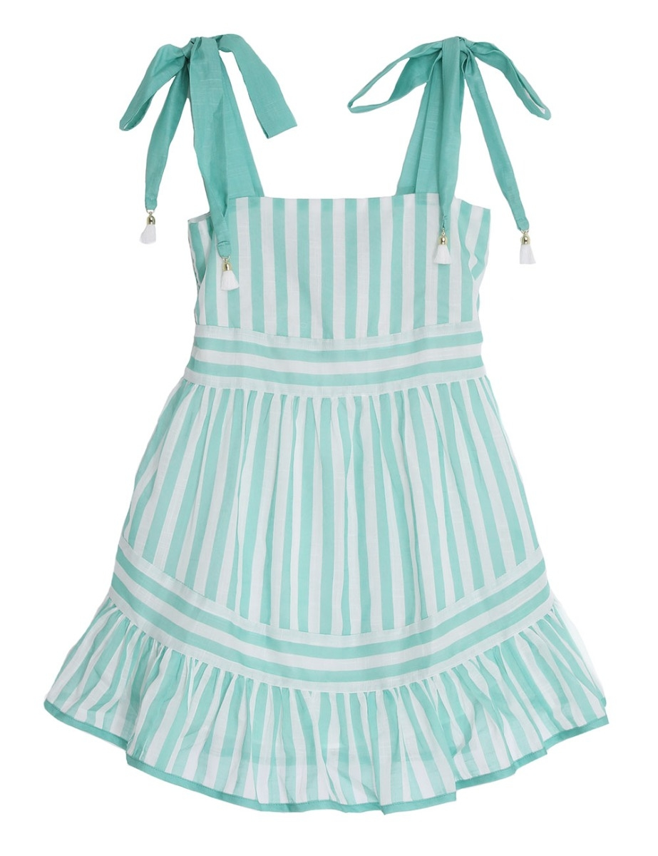 Carnaby Tie Shoulder Dress