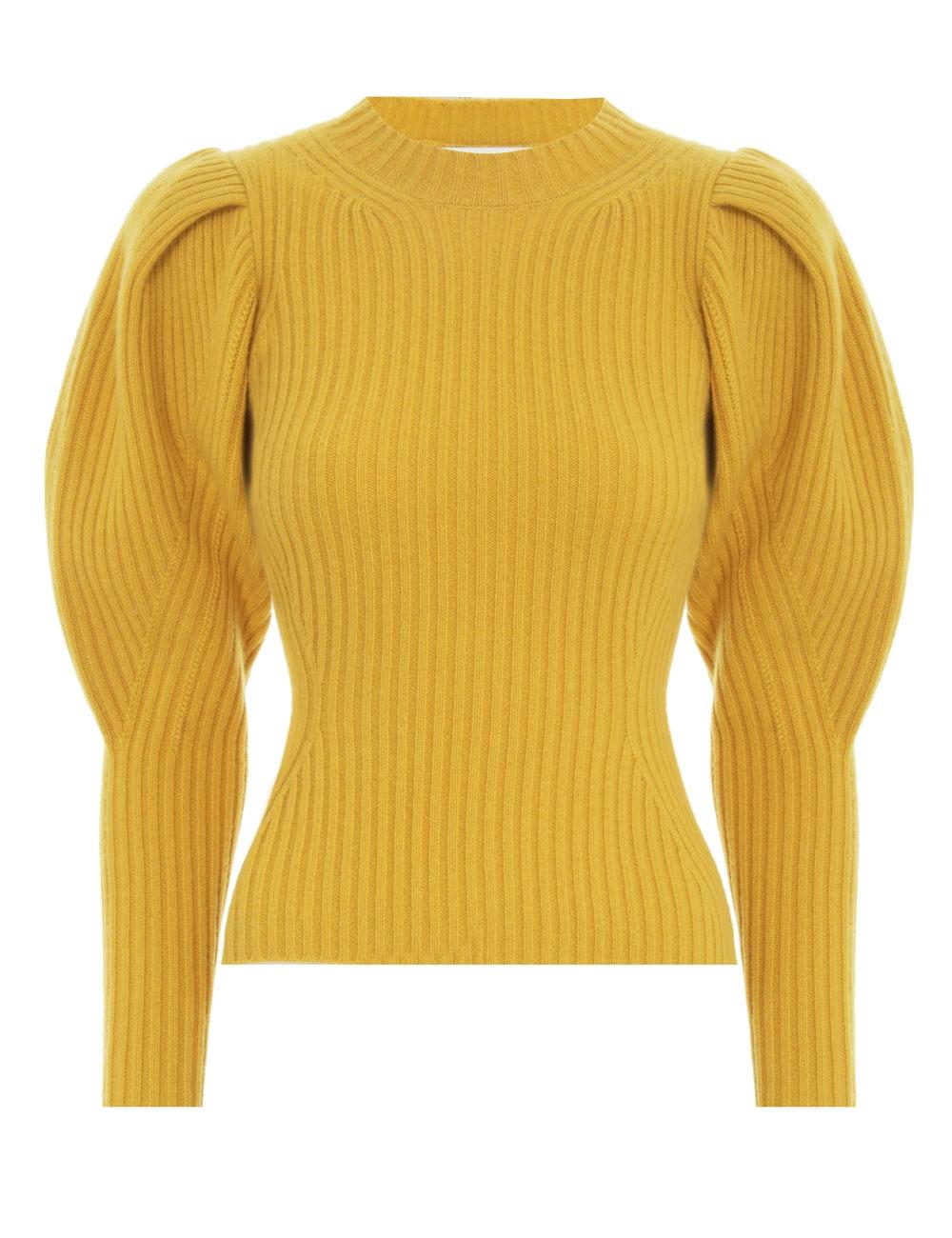 Ladybeetle Draped Sweater