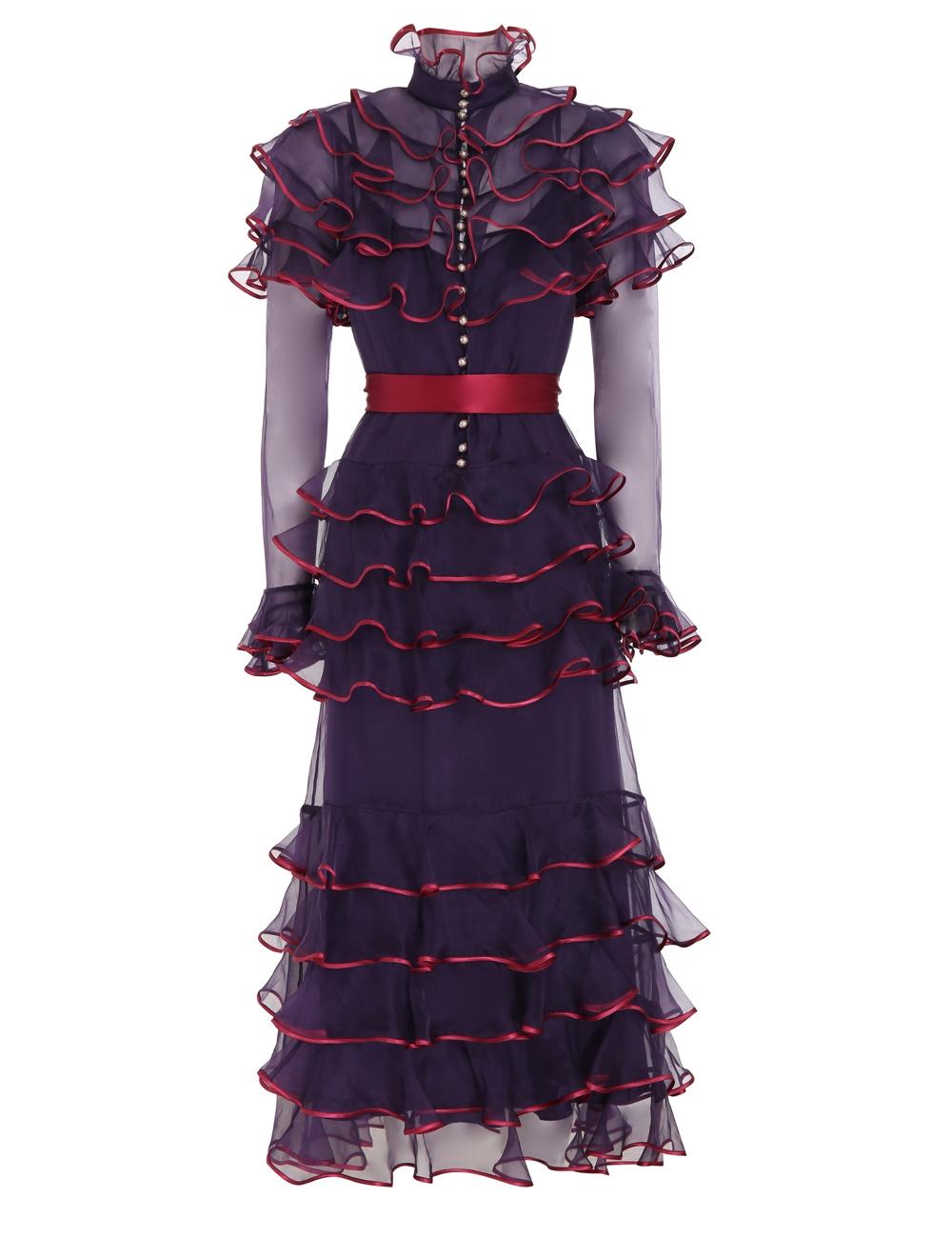 Lucky Tiered Dress