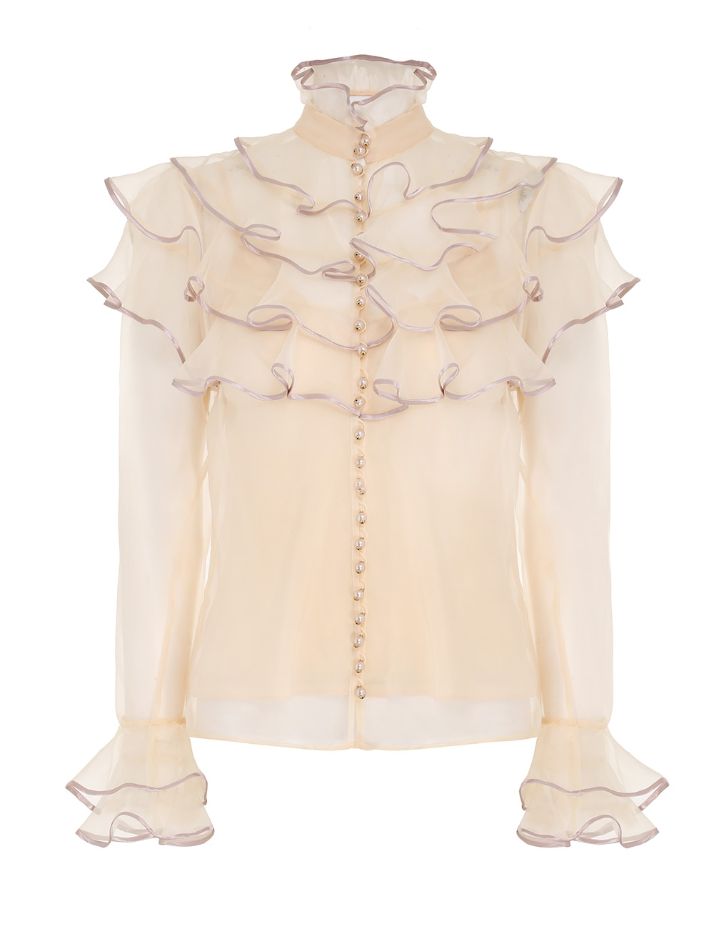 Lucky Tiered Blouse